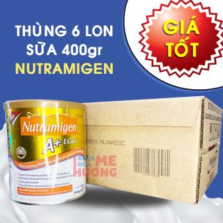 6 hộp sữa Nutramigen A+ LGG 400g cho trẻ 0-12 tháng tuổi HSD mới - [Bách Hóa Mẹ Hương] thumbnail
