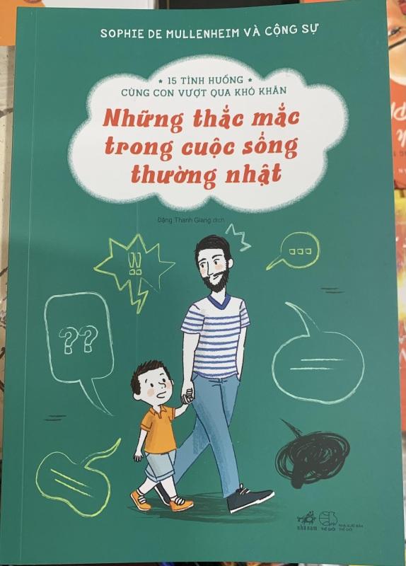 nguyetlinhbook - Những Thắc Mắc Trong Cuộc Sống Thường Nhật