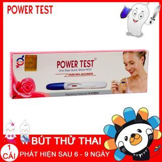 Bút thử thai POWERTEST phát hiện thai sớm - Bút thử thai phát hiện thai sớm cho kết quả nhanh, chính xác và đảm bảo - Bút Thử Thai chính hãng giá tốt thumbnail