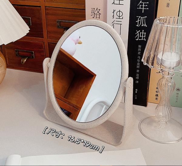 Gương 2 mặt để bàn Xoay 360 độ giá rẻ