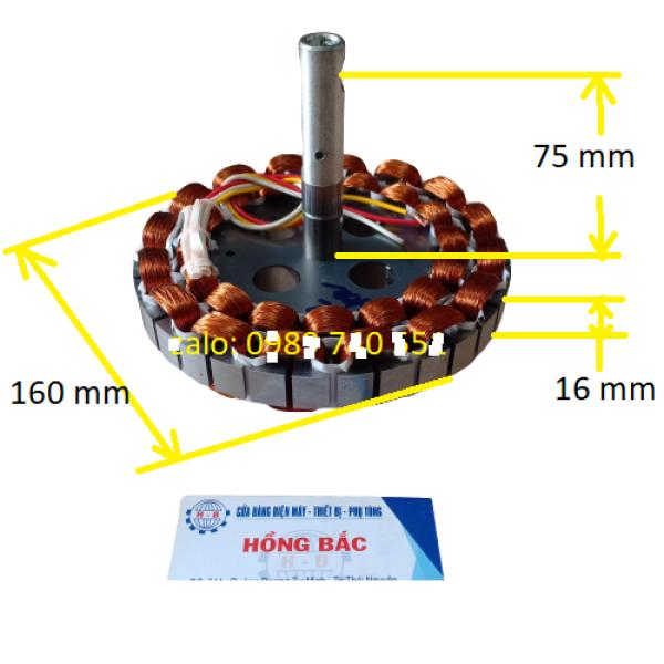 Sa quạt trần - cuộn điện quạt trần thông dụng