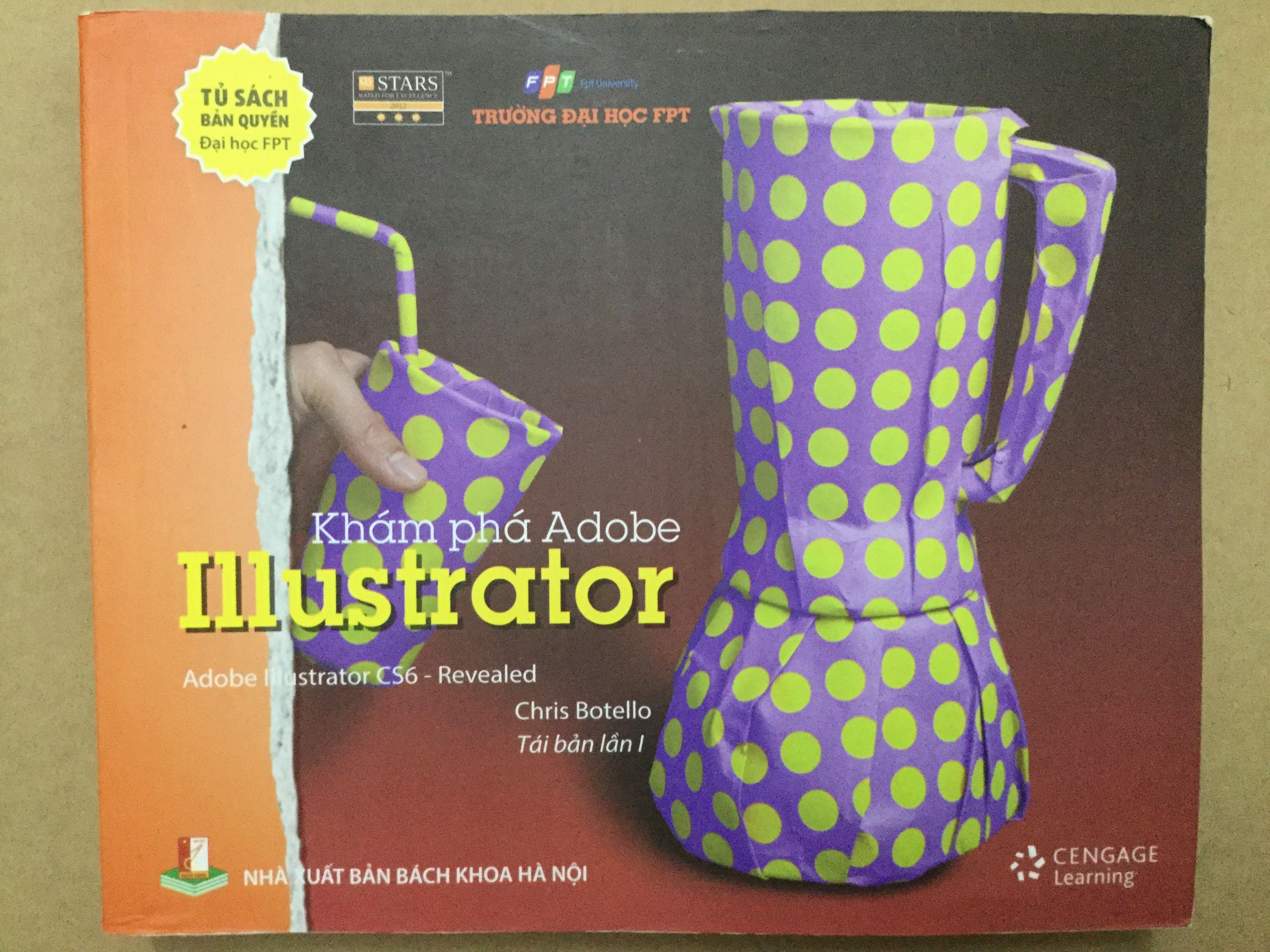 Học Illustrator từ căn bản đến nâng cao