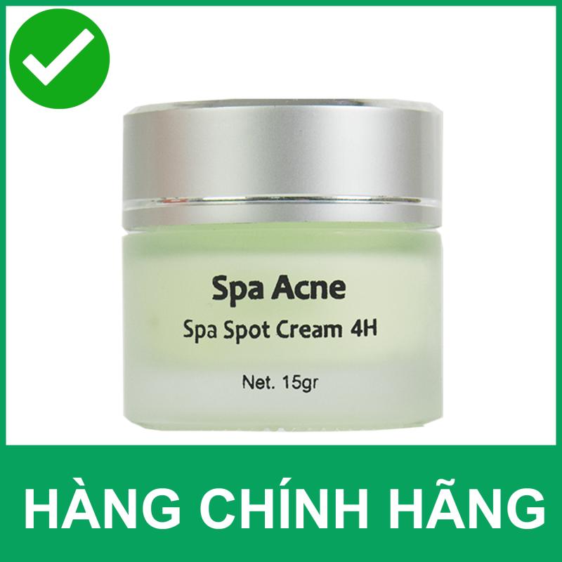 [CHÍNH HÃNG] Kem Chấm Mụn SPA ACNE Spa Spot Cream 4H giá rẻ