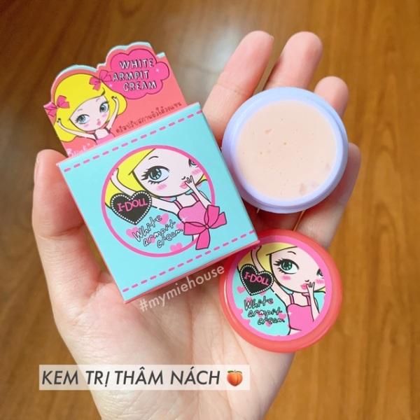 Kem Trị Thâm Nách White Armpit Cream I Doll