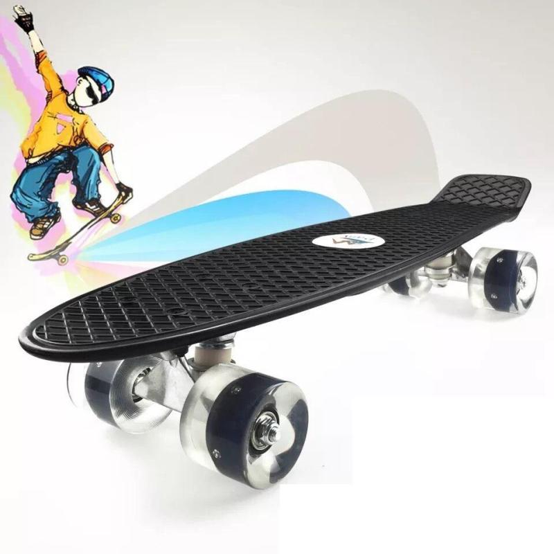 Giá bán Ván Trượt Skateboard, Loại Lớn, Dành Cho Trẻ Em Người Lớn...Đạt Chuẩn Thi Đấu