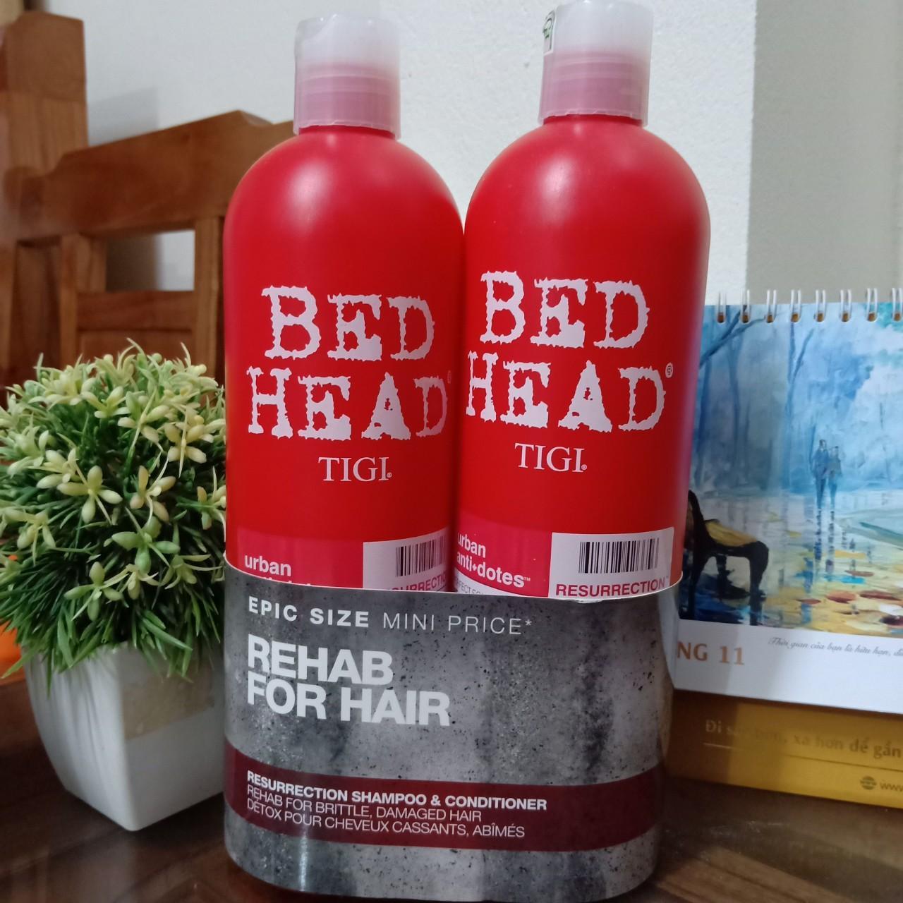Dầu gội TIGI BED HEAD 750ml giá rẻ