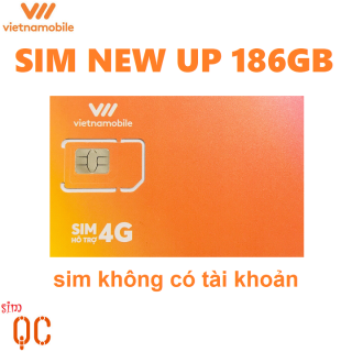 Sim 4G vietnamobile 180GB siêu thánh UP 0đ thumbnail