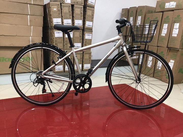 Mua Xe đạp thể thao Nhật Maruishi Deut bánh 700c dòng xe đường phố