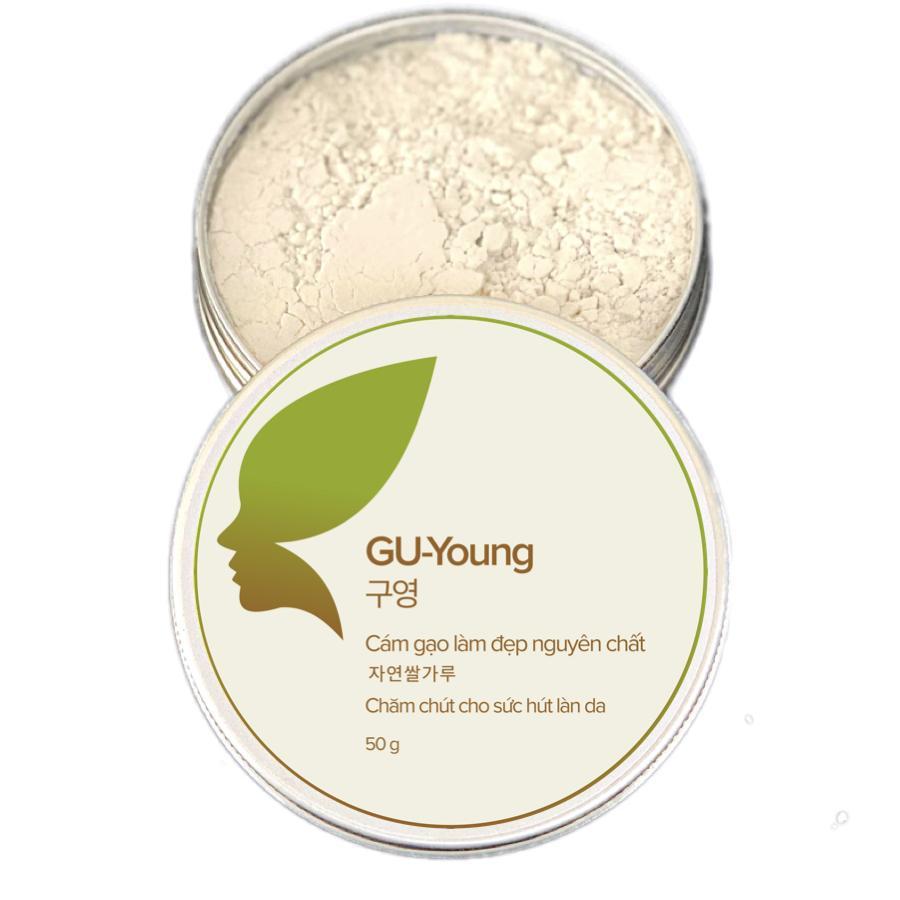 Bột cám gạo làm đẹp GU-Young - Chăm chút cho sức hút làn da (50g) tốt nhất