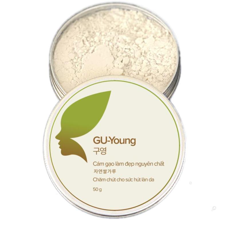 Bột cám gạo làm đẹp GU-Young - Chăm chút cho sức hút làn da (50g) nhập khẩu