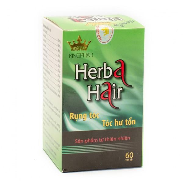 Viên Uống Kích Thích Mọc Tóc HERBA HAIR 60 Viên giá rẻ