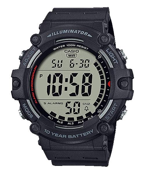 Đồng hồ Casio Nam AE-1500WH-1AVDF bảo hành chính hãng 1 năm - Pin trọn đời