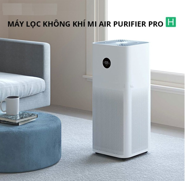 Bảng giá Máy Lọc Không Khí Xiaomi Air Purifier PRO H - Bản quốc tế - bảo hành 12 tháng