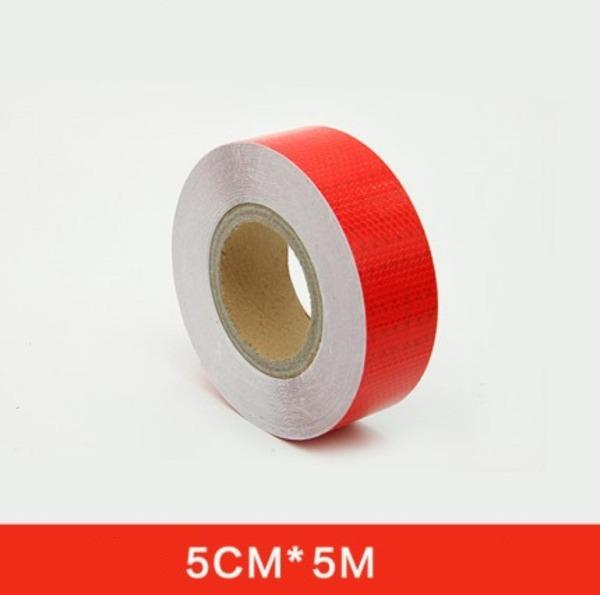 Giá bán Decal phản quang rộng 5cm, cuộn 5m (Nhiều màu)