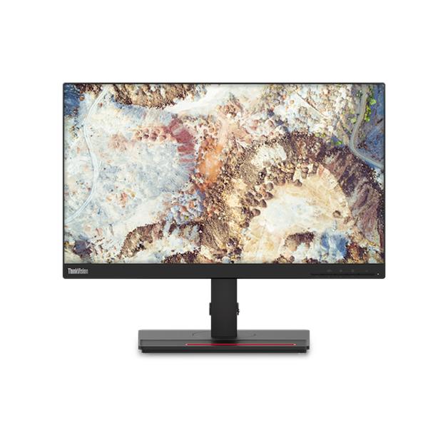 Màn Hình Vi Tính LCD Lenovo ThinkVision T22i-20 (61FEMAR6WW) | 21.5 inch Full HD IPS (1920 x 1080) LED Backlit 72% NTSC | VGA | Display Port | HDMI Hàng mới 100%, chính hãng