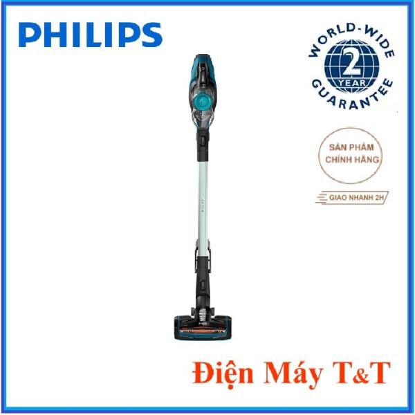 [HCM]Máy hút bụi không dây dạng cán Philips FC6728 Hàng phân phối chính hãng