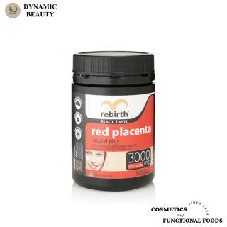 [Hàng chuẩn Úc] Viên uống nhau thai cừu đỏ Rebirth black label red placenta 3000mg 100 viên của Úc thumbnail