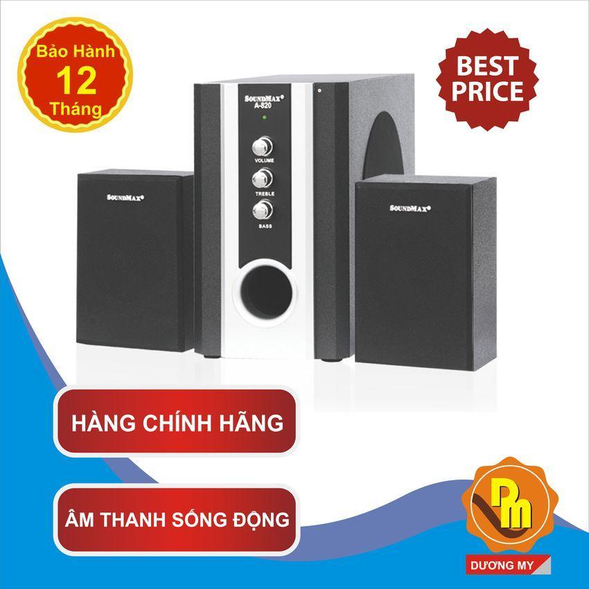 Giá Loa Máy Tính 2.1 Soundmax A820 (âm thanh lớn, trung thực) - Dương My