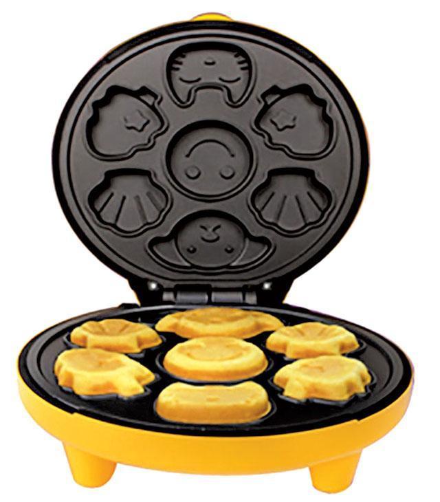 Máy Làm Bánh Hình Thú Magic, Máy Nướng Bánh Hình Thú Magic Loại Cao Cấp