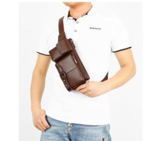 Túi đeo chéo , đeo hông kiểu mới DH -666 thumbnail