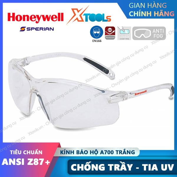 Giá bán Kính bảo hộ Honeywell A700 Mắt kính chống bụi, chống tia UV, chống trầy xước, đọng sương [XTOOLs][XSAFE]