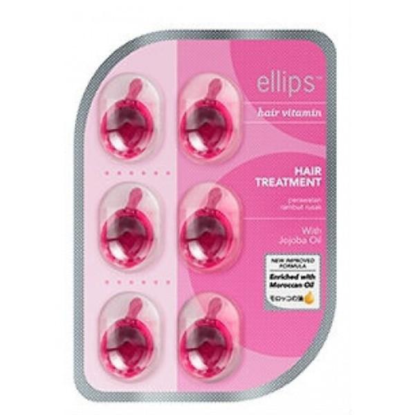 Serum dưỡng tóc Ellips phục hồi hư tổn tóc vỉ 6 viên