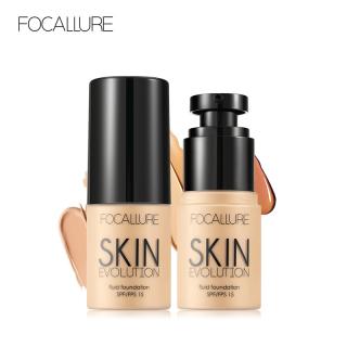 Kem nền BB dạng lỏng Focallure giúp che khuyết điểm, làm sáng tông da, giữ màu lâu trôi suốt 24 giờ - INTL thumbnail