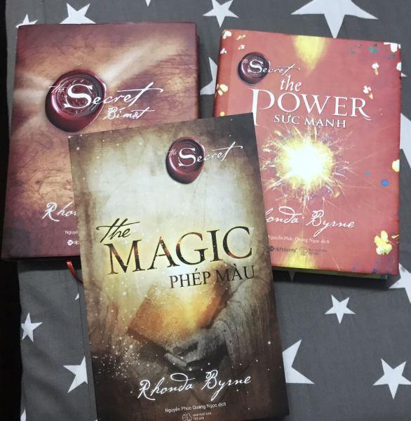 Những Nguyên Tắc Thành CôngCombo bộ sách kinh tế hay Bí mật secret + the magic phép màu + secret the power sức mạnh bia cung (TẶNG KÈM CUỐN SÁCH BÍ MẬT TEN THÀNH CÔNG)