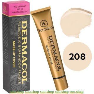 Kem Che Khuyết Điểm Dermacol Make-Up Cover 30g. thumbnail