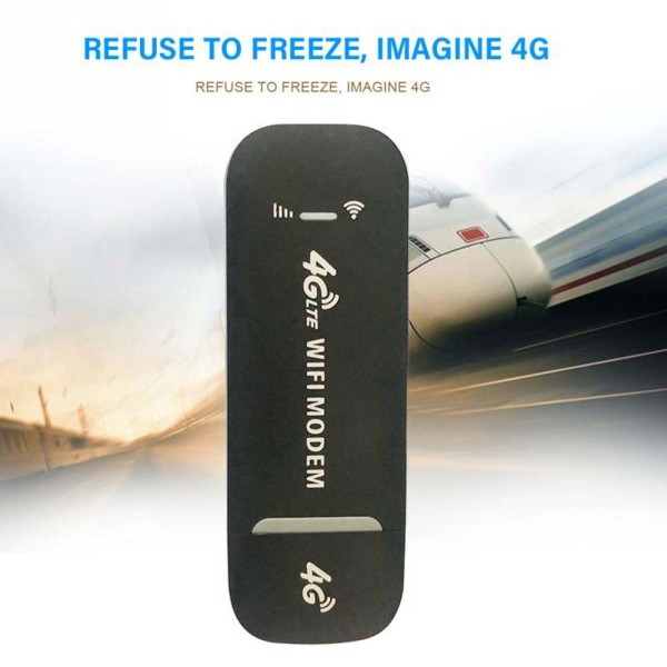 Bảng giá Khe Cắm Thẻ SIM, Bộ Chuyển Đổi Thẻ Mạng Tốc Độ Cao 4G LTE Thông Dụng Mini Bộ Chuyển Đổi Modem Bộ Định Tuyến WiFi Không Dây Dongle USB Unlockdht Hotspot Router Phong Vũ