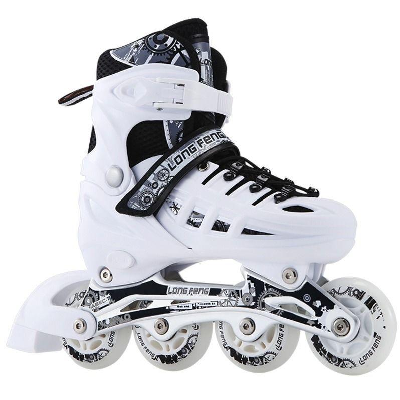 Mua Giày trượt patin LongFeng   phát sáng cao cấp tặng lót giày  ốc   tua vít  chướng ngại vật