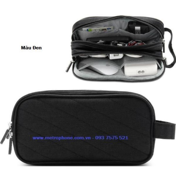 Giá Túi đựng đồ công nghệ phụ kiện điện thoại dạng dài Baona ( 23cm x 11cm x 8.5cm )