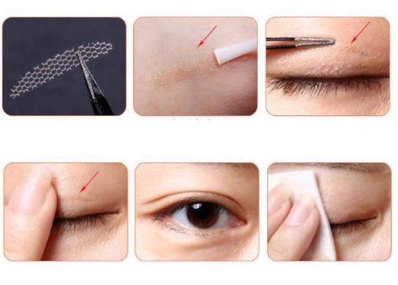 Miếng dán tạo mí mắt dễ sử dụng tốt nhất