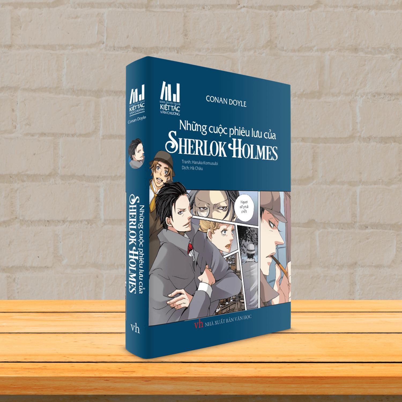 Truyện Tranh - Những Cuộc Phiêu Lưu Của Sherlock Holmes Có Giá Cực Tốt