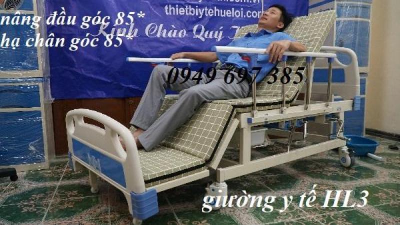 Giường bệnh đa chức năng - Giường bệnh viện