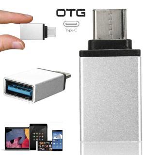 Đầu kết nối OTG cho điện thoại chân sạc cổng Type C - Đầu OTG chuyển cổng Type C sang Usb thumbnail