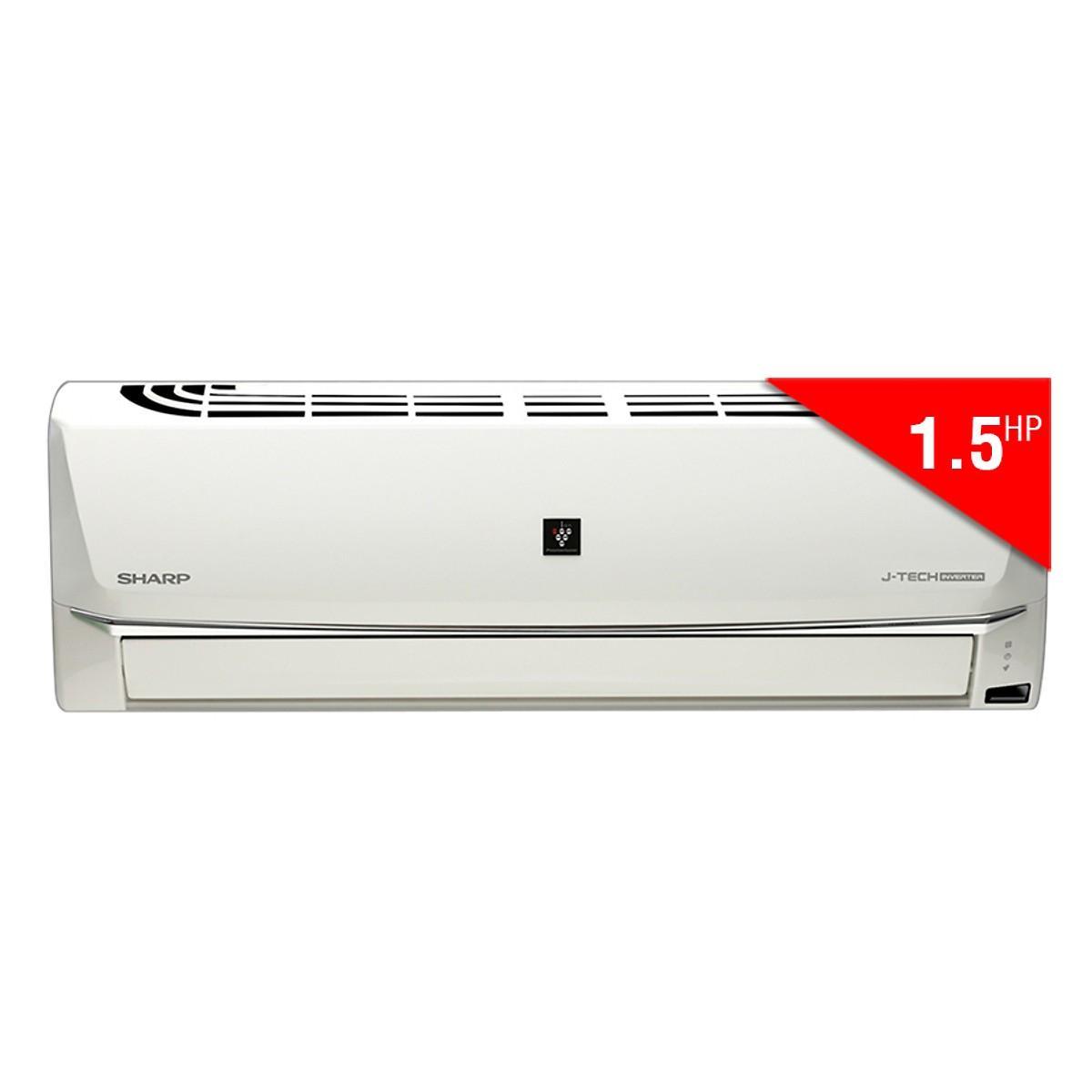 Máy lạnhinverter SharpAH-XP13SHW1.5HP (Trắng)