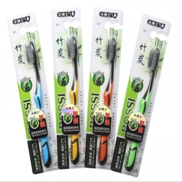 Giá Sốc Com Bo 30 Bàn Chải Đánh Răng Than Hoạt Tính Hàn Quốc, Bàn Chải Đánh Răng Lông Mềm, Bàn Chải Đánh Răng Tốt giá rẻ