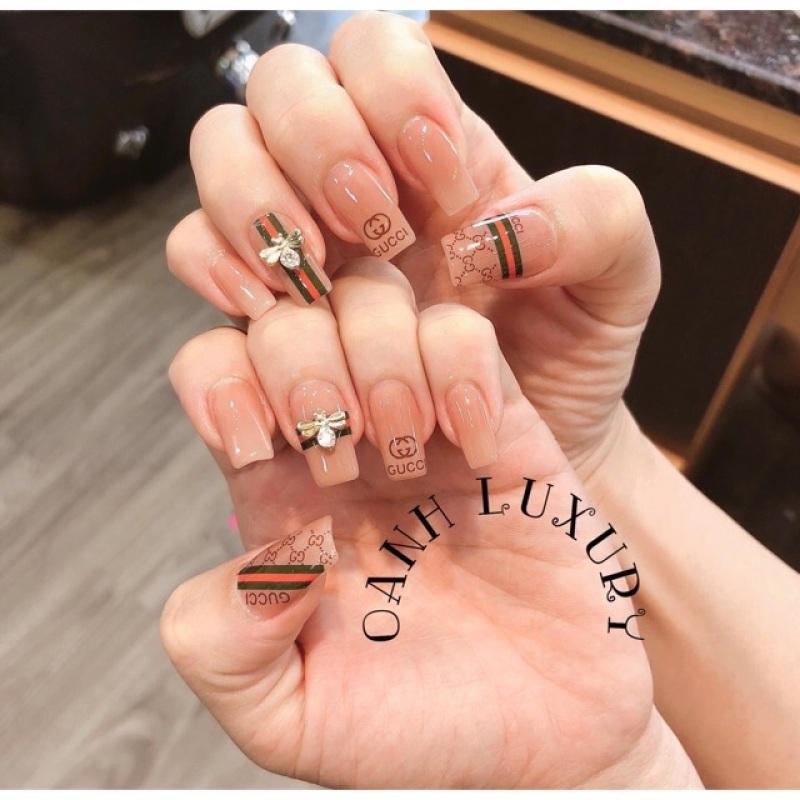 Móng tay giả / nail thiết kế