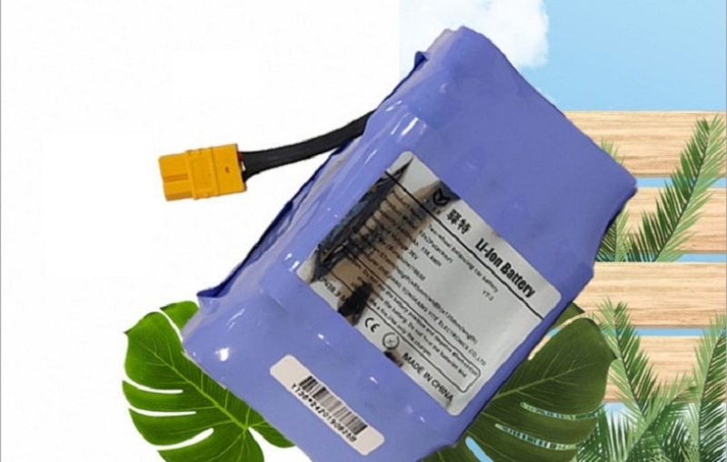 Phân phối Pin xe điện cân bằng 2 bánh 36V, dung lượng cao 4400mAh