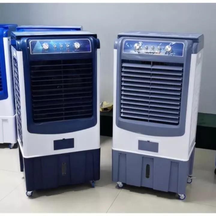 Quạt điều hoà hơi nước HS40B Dung tích 60L. Quạt lam mát hơi nước cao cấp BH 1 năm