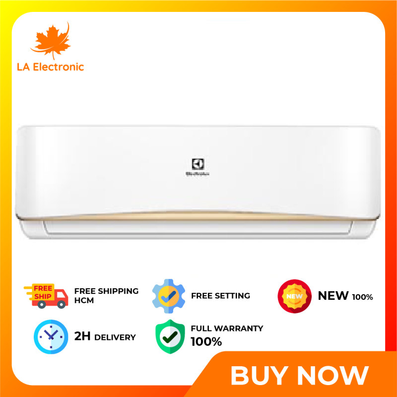 Bảng giá Installment 0% - Electrolux 2.5 HP ESM24CRO-A1 air conditioner