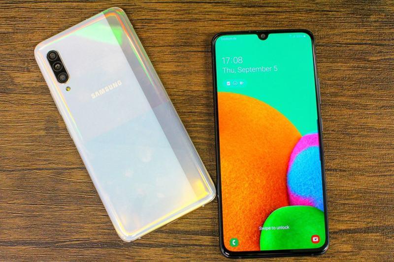 Điện Thoại Samsung Galaxy A90 - 5G || Mạnh mẽ nhất dòng A || Đẳng cấp vượt bậc || Những hiệu năng hoàn hảo || Thiết kế tinh xảo tinh tế || Giá rẻ chất lượng tại Zinmobile / mobile