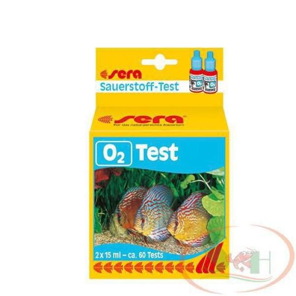 Bộ Kiểm Tra Nồng Độ Oxy Hòa Tan Sera O2 Test