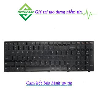 BÀN PHÍM LAPTOP LENOVO Ideapad Zin G50 G50-30 G50-45 G50-70 G50-80 Z50 B50 NHẬP KHẨU thumbnail
