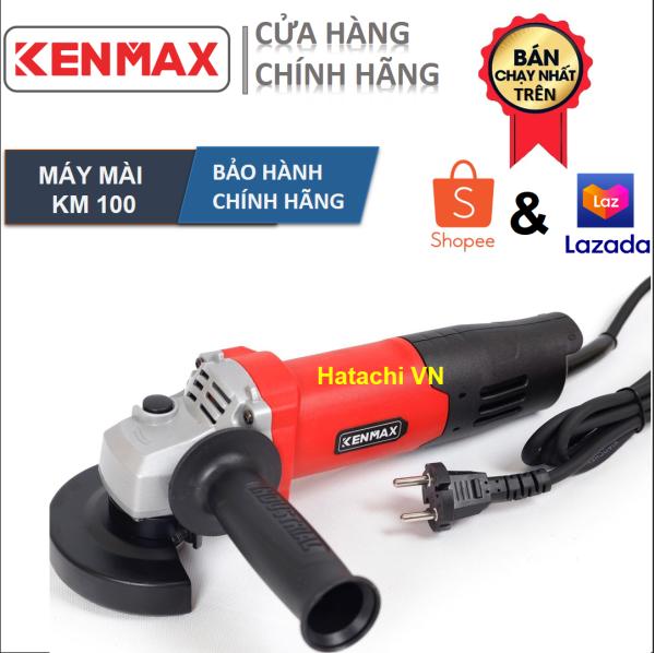 Máy mài   Máy mài góc Kenmax ( có giấy phép nhập khẩu )   Công suất 850W chống nóng