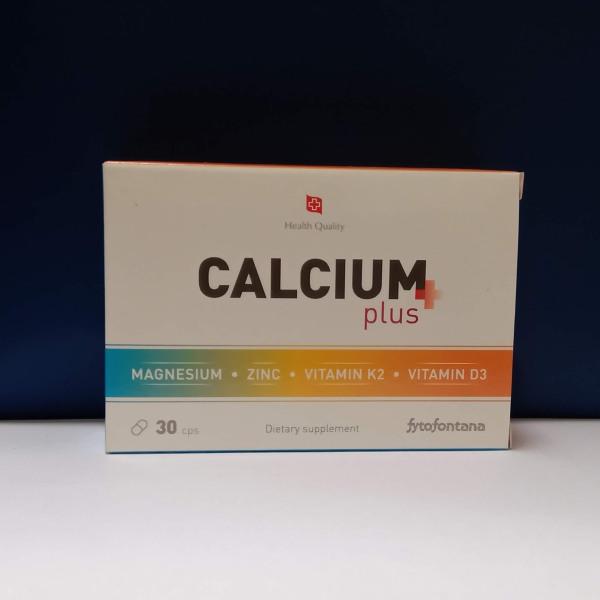 Calcium Plus - bổ sung Calci hữu cơ