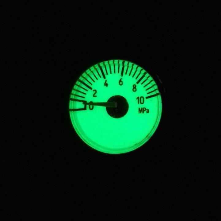 Đồng hồ 10mpa chân 8mm