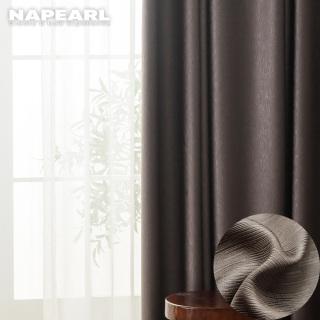 Napearl 95% rèm cửa cản sáng màu đặc sắc rèm cửa sổ pháp hiện đại thiết kế cửa sổ trượt phòng ngủ 1PCS thumbnail