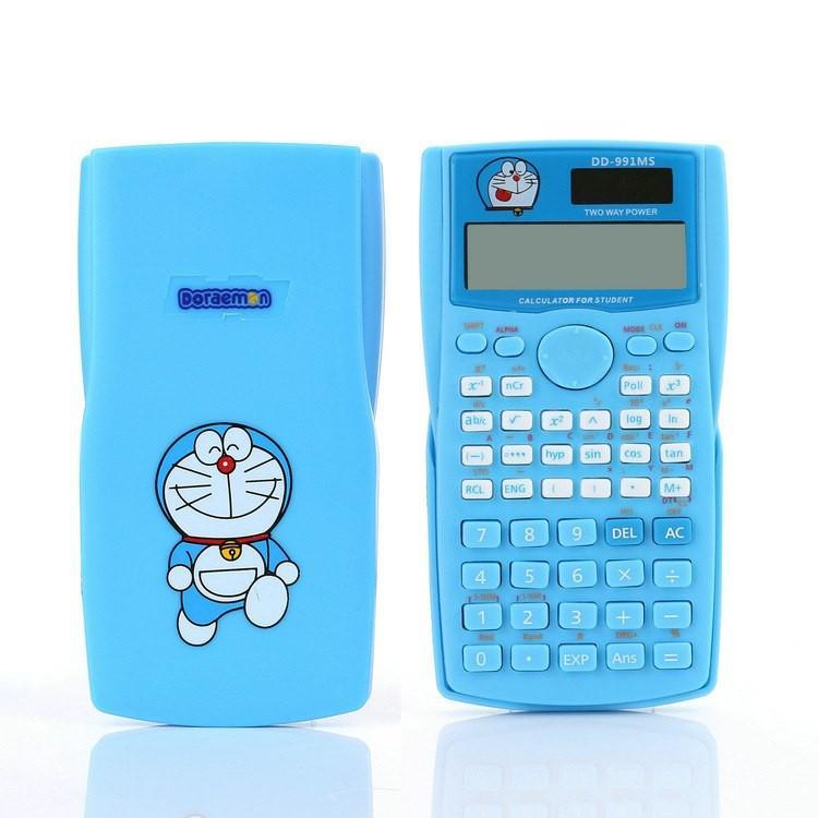 Mua Máy Tính Kitty Và Doraemon KT-991MS Ngộ Ngĩnh